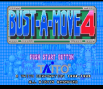 Bust-A-Move 4 title screenshot