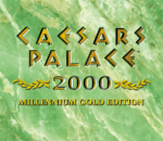 Caesars Palace 2000 - Millennium Gold Edition title screenshot
