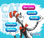 Cat in the Hat, The title screenshot