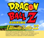 Dragon Ball Z - Ultimate Battle 22 title screenshot