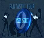 Fantastic Four title screenshot