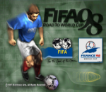 FIFA - Road to World Cup 98 title screenshot