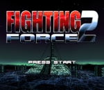 Fighting Force 2 title screenshot
