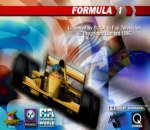 Formula 1 title screenshot