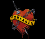 Forsaken title screenshot
