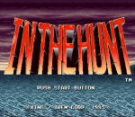 In The Hunt title screenshot