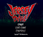 Jersey Devil title screenshot