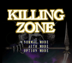 Killing Zone title screenshot
