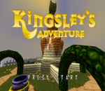Kingsley's Adventure title screenshot