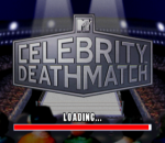 MTV Celebrity Deathmatch title screenshot