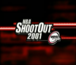 NBA ShootOut 2001 title screenshot