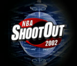 NBA ShootOut 2002 title screenshot
