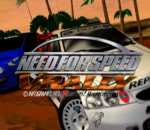 Need for Speed - V-Rally title screenshot