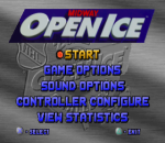NHL Open Ice - 2 on 2 Challenge title screenshot