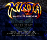 Ninja - Shadow of Darkness title screenshot