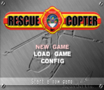 Rescue Copter title screenshot
