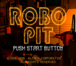 Robo Pit title screenshot