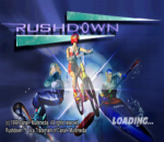 Rush Down title screenshot