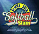 Sammy Sosa Softball Slam title screenshot