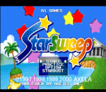 Puzzle Star Sweep title screenshot