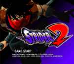 Strider 2 title screenshot