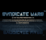 Syndicate Wars title screenshot