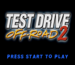 Test Drive Off-Road 2 title screenshot