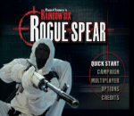 Tom Clancy's Rainbow Six - Rogue Spear title screenshot