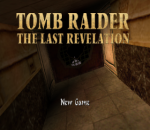 Tomb Raider - The Last Revelation title screenshot