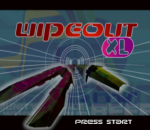 WipEout XL title screenshot