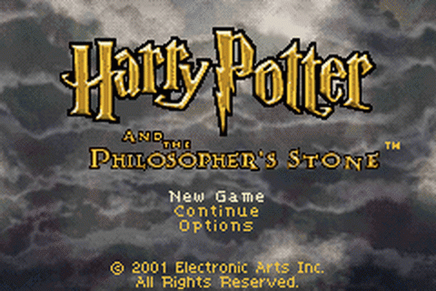 Play Harry Potter And The Sorcerer S Stone Nintendo Game Boy Advance
