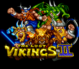 Play Lost Vikings 2, The - Nintendo Super NES online